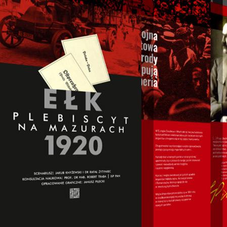 Plebiscyt 1920. Ełk
