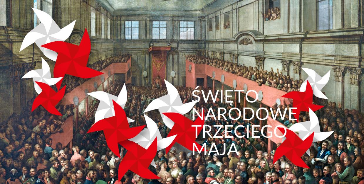 święto narodowe 3 maja